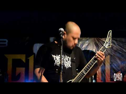 ASPHYXIATE Live At Global Distortion 2018