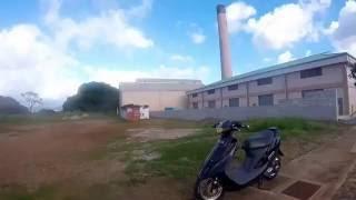 Honda Super dio Zx speed run trial