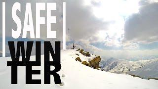 SAFE WINTER | Snowboarding & Skiing in Iran  (Full Movie)
