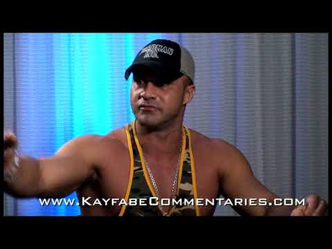Breaking Kayfabe with Teddy Hart - official trailer for shoot interview