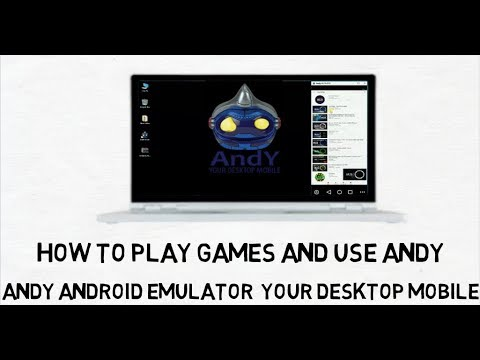 Andy Android Emulator Pc | Downloading+install