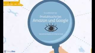 ShopDoc - Das Amazon & Webshop SEO Tool