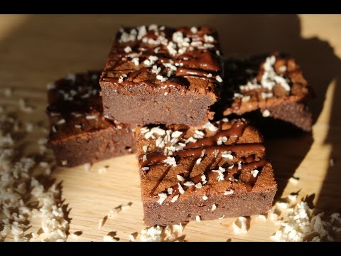 almond-flour-coconut-oil-keto-brownies-|-ketogenic-diet-recipes-|-lchf-food-and-ketosis-meal-ideas