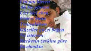 ismail yk facebook lyrics