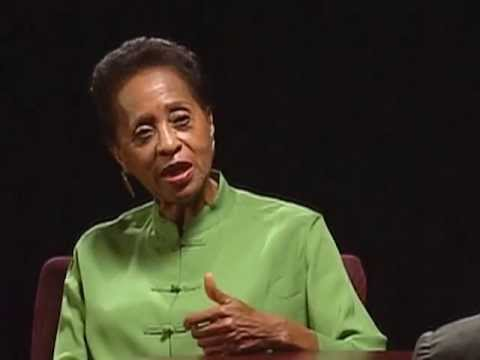 Marla Gibbs on The Urban Roundtable