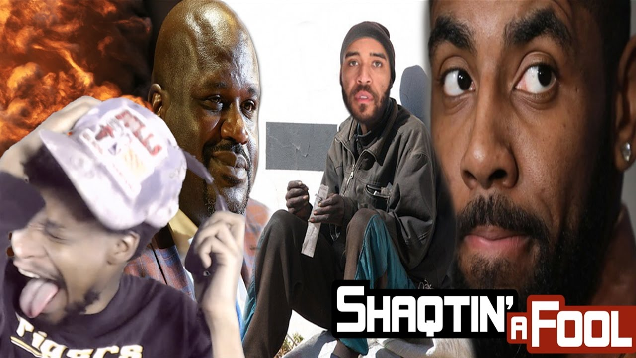 d6e69c586560 R.I.P. JAVALE MCGEE!!! TOP 5 SHAQTIN A FOOL MOMENTS FROM THIS SEASON ...