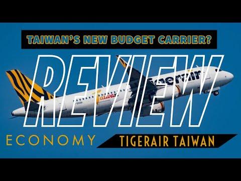 Tigerair Taiwan Review IT511