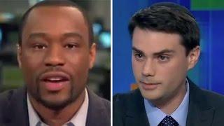 Ben Shapiro REBUKES Racist Marc Lamont Hill on Fox News With Martha McCallum