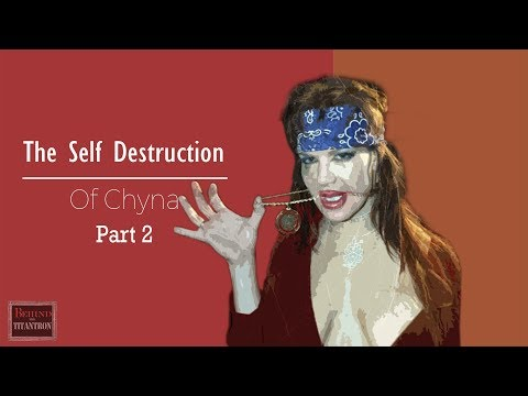 Behind The Titantron - The Self Destruction Of Chyna - Episode 26 (Pt. 2)