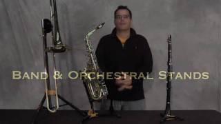 Hercules TravLite Saxophone Stand