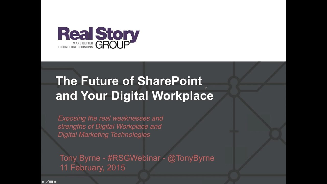 webinar the future of sharepoint and your digital workplace webinar the future of sharepoint and your digital workplace