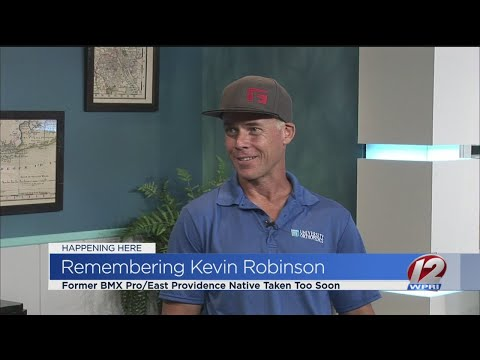 Remembering Kevin Robinson