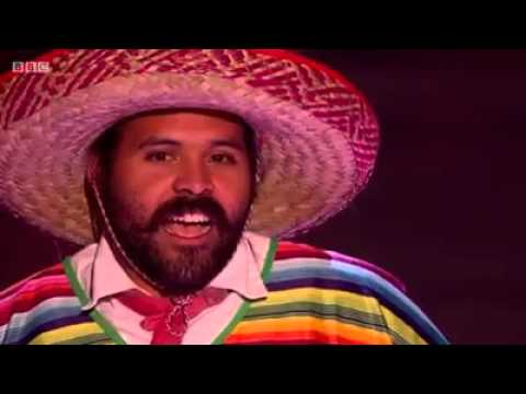 The voice U.K presents The Mexican Brothers