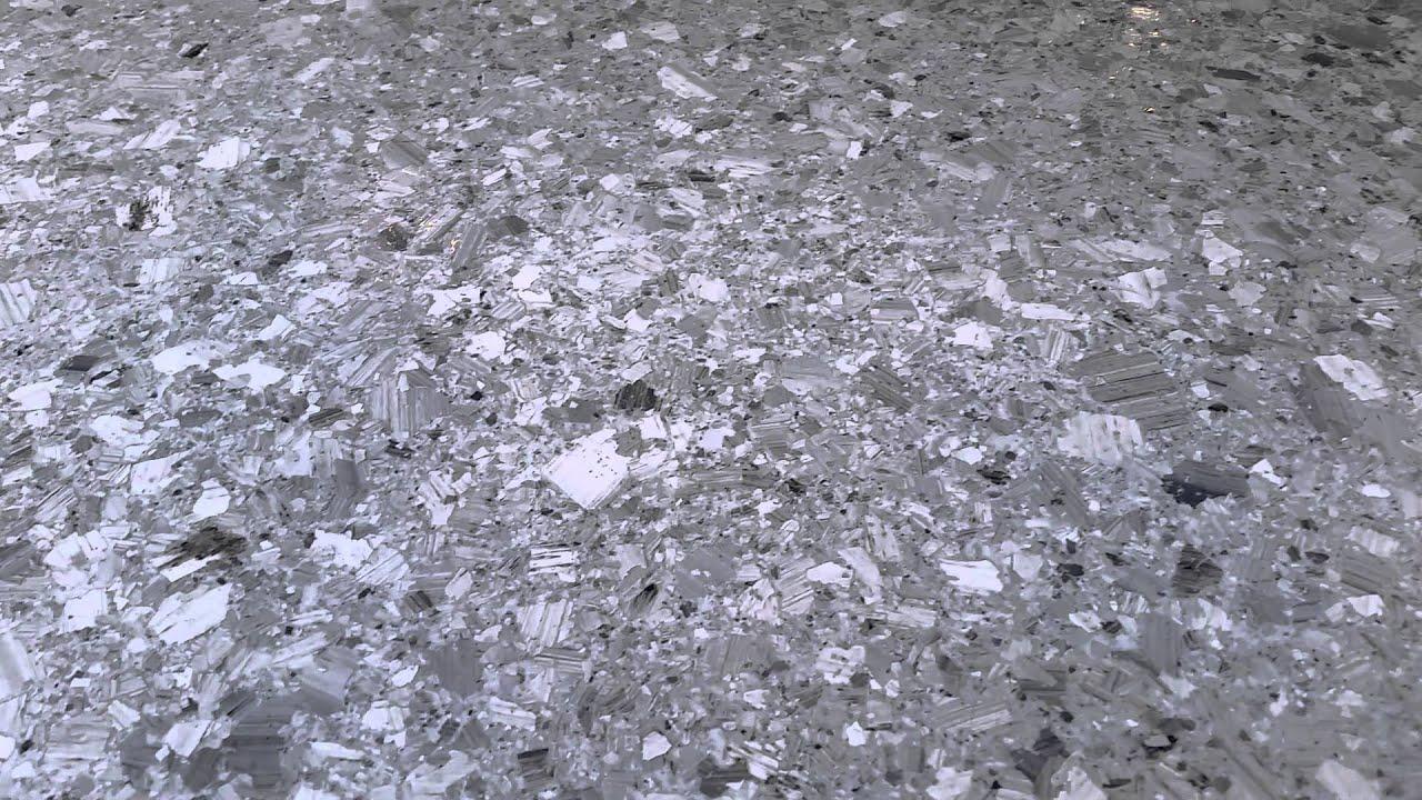 Epoxy Floor Coating - Granite Looking Garage Floors - YouTube