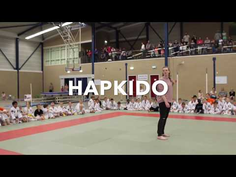 HAPKIDO - Messing with the wrong girl