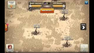 LP4 Hades vs Dark Looters Z | knappe Kiste | DLZ WAR RECAP | Clash of Clans
