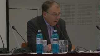 Sandler Conference 2011 (04/07) - Juan Pablo Jimenez - clinical paper on dreams