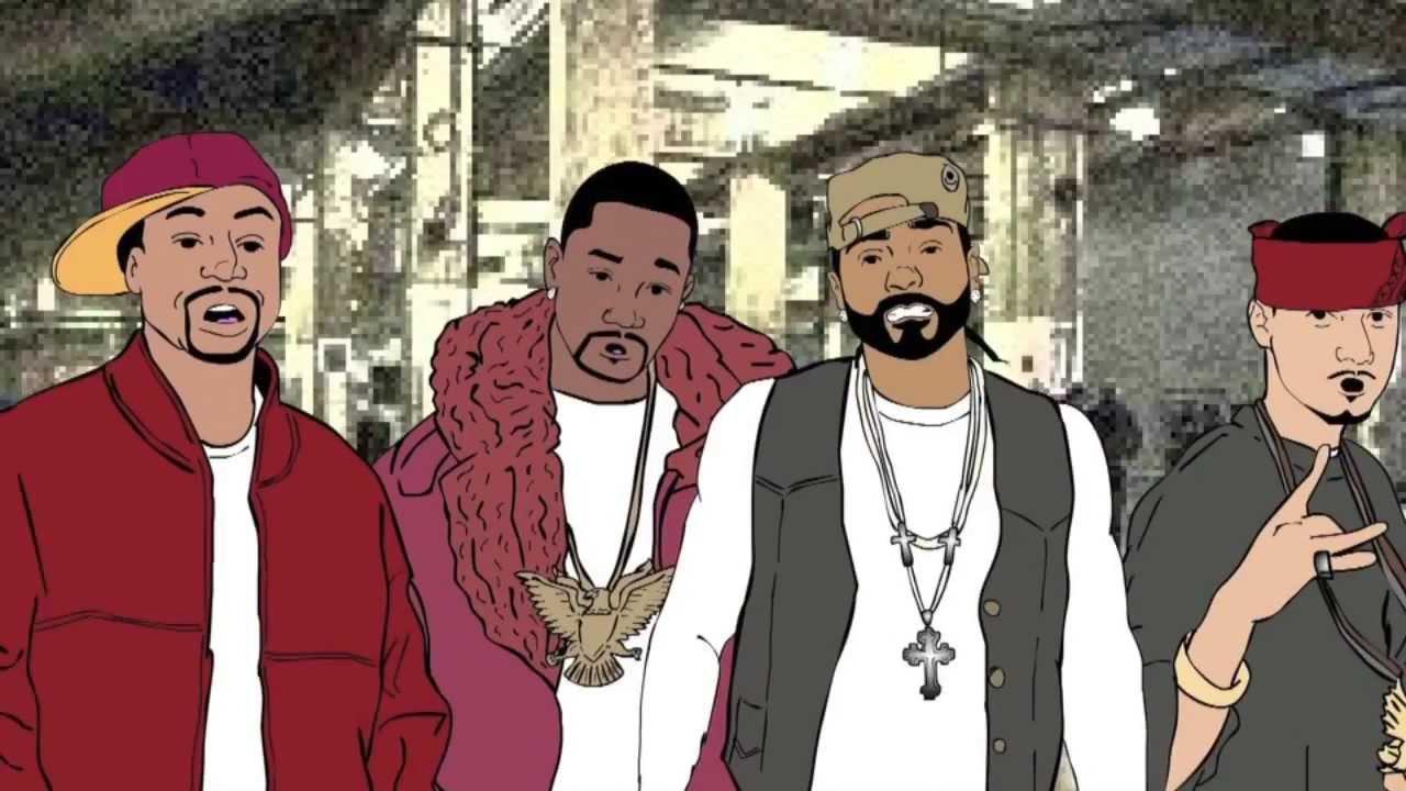 VladTV's True Hip Hop Stories, Starring: Dipset & Mike Lighty