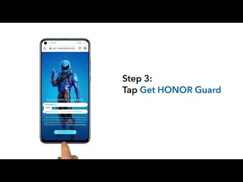 News] Get Your FORTNITE x HONOR View20 Guard Outfit Now!