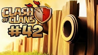 CLASH OF CLANS #42 - STERNE ZUM SIEG ★ Let's Play Clash of Clans