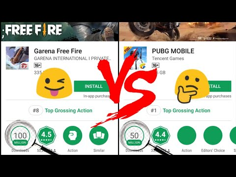 Pubg Mobile Vs Garena Free Fire Which Game Is Better To Play On Every Pubgvsfreefire