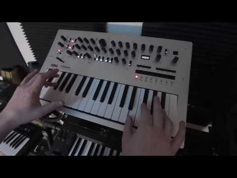 Repeat eMotions - 64 AMAZING! microKorg XL /XL+ patches - AE