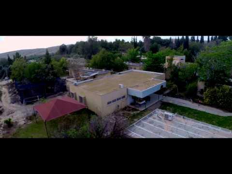 Dji Phantom 2 Kibbutz Sde Boker Israel - קיבוץ שדה בוקר