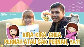#TERUPDATE - GHEA (enggak) PERNAH BAPER SAMA KONTESTAN INDONESIAN IDOL?