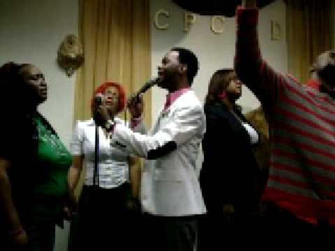 "Conquering Power Church Choir....""It Is Well"""