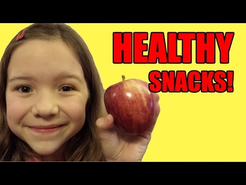 Healthy Snack Ideas from Babyteeth4