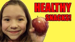 Healthy Snack Ideas!??? | Babyteeth4???