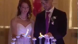 видео Свадьба в ресторане Зевс