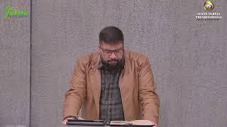 """""""A vida futura segundo a Bíblia - Parte 1"""" Pr. Antônio Dias 08-07-2021"""