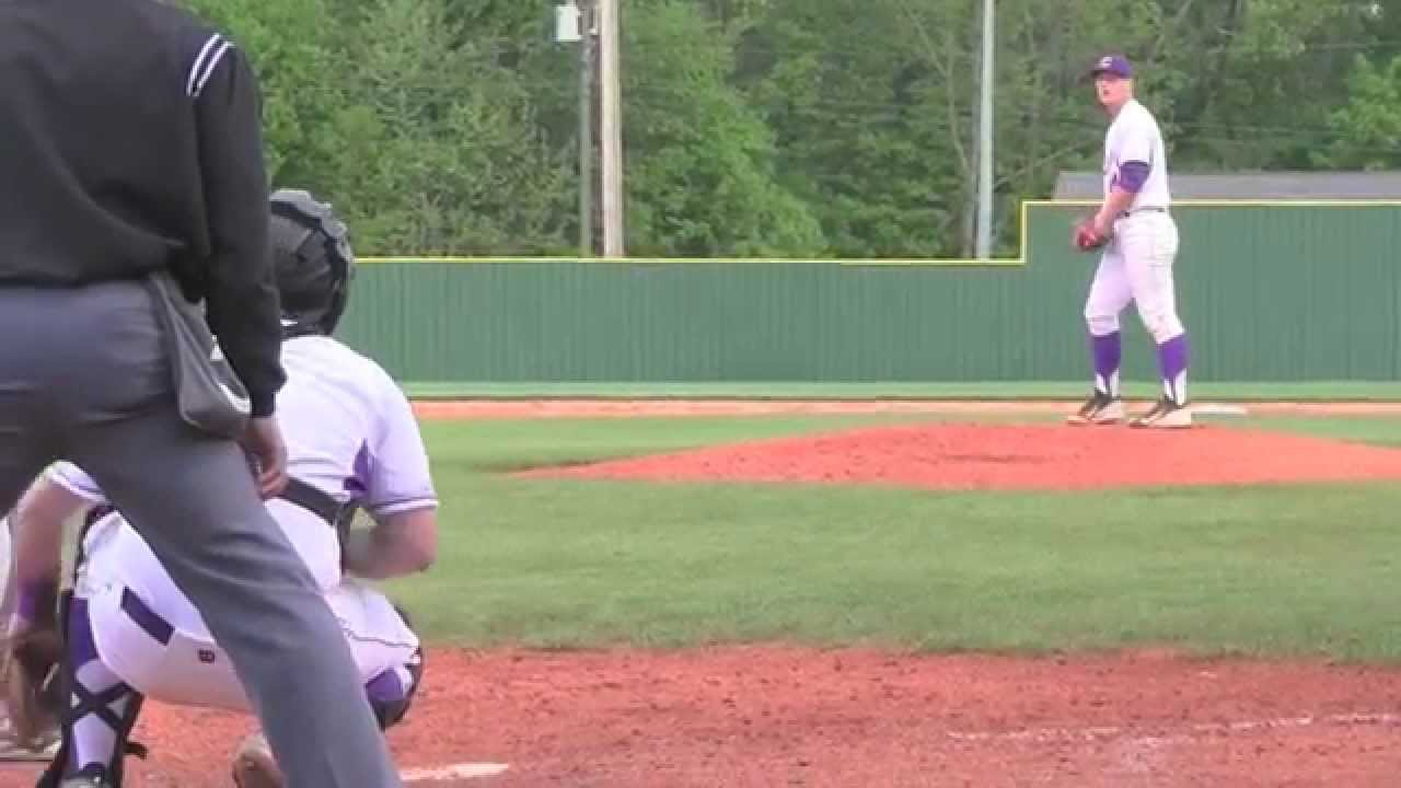 Donny everett rhp clarksville hs tn 2015 draft youtube