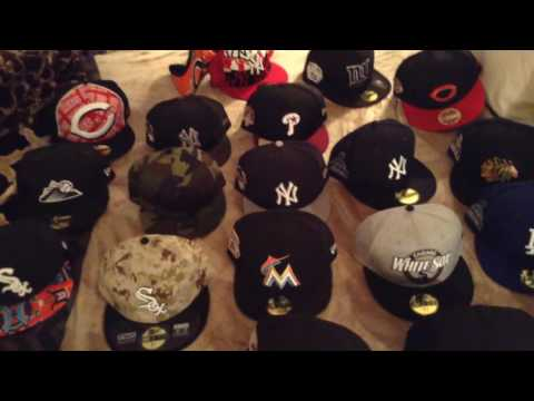 """Fitted Hats / cap / Leaving stickers"""" and what it's from !"""