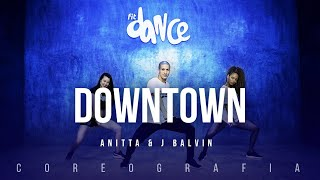 Video Downtown - Anitta & J Balvin | FitDance TV (Coreografia) Dance Video download MP3, 3GP, MP4, WEBM, AVI, FLV Oktober 2018