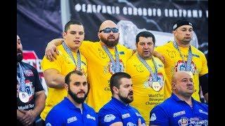 Ultimate Strongman U105 World Championship 2017