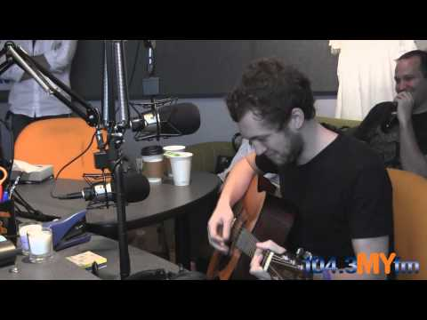Phillip Phillips Interview with Valentine At 104.3MYfm