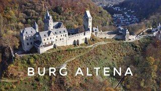 Burg altena the castle in nrw -