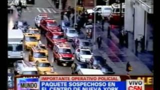 C5N AMENAZA DE BOMBA EN NUEVA YORK