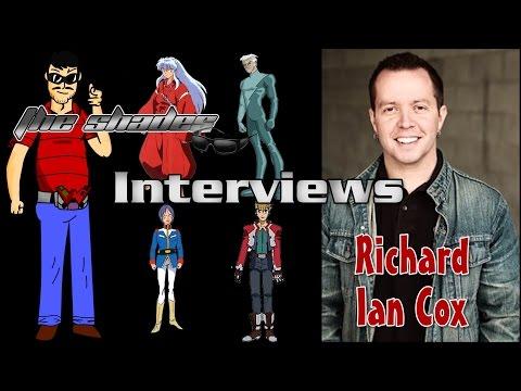 Metrocon 2016 - Shades Interviews: Richard Ian Cox