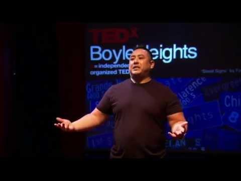 Converting pain into strength: Myles Kovacs at TEDxBoyleHeights 2014