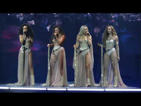 Little Mix - Told You So - LM5: The Tour - HD Live At The O2, London On 02/11/2019