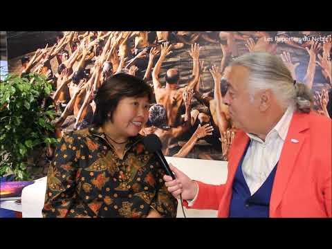 L'Indonésie pays à l'honneur du salon professionnel du tourisme à Paris