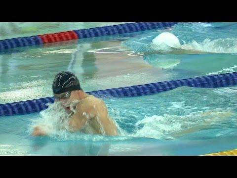 Участники Всероссийских игр паралимпийцев впервый день соревнований установили три мировых рекорда.