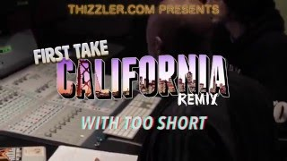 Watch Too Short In The Studio video