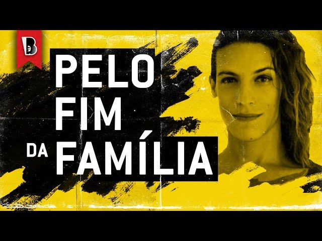 O movimento LGBT e o fim da família | AMANDA PALHA