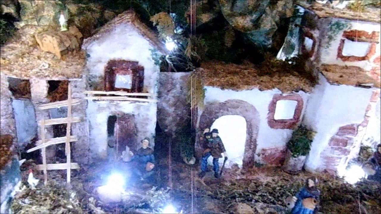 Filmato 2 Wmv Presepe Fai Da Te 2012 Cartone Youtube