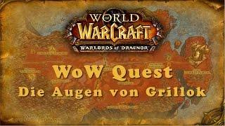 WoW Quest: Die Augen von Grillok