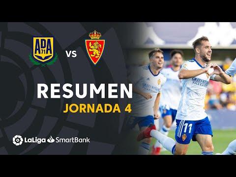 Alcorcón Zaragoza Goals And Highlights